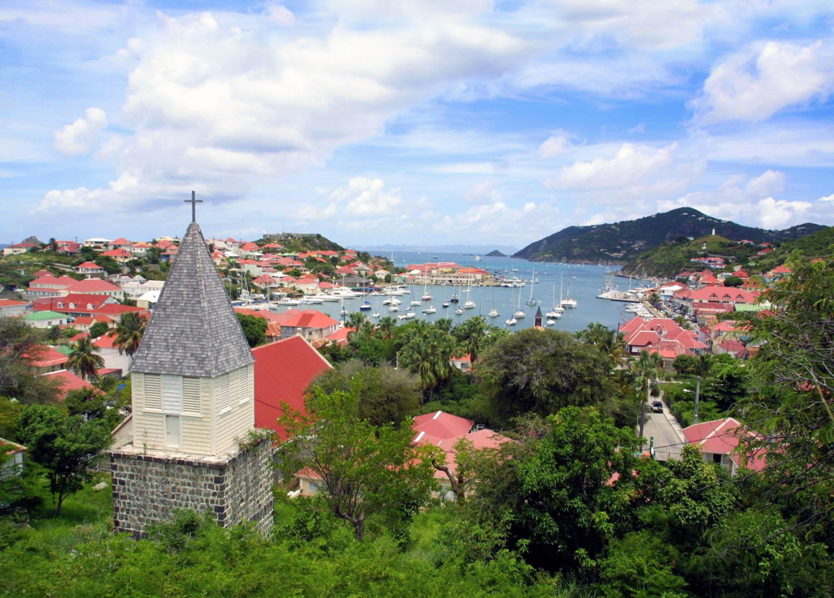 St. Barth, Pearl of the Antilles